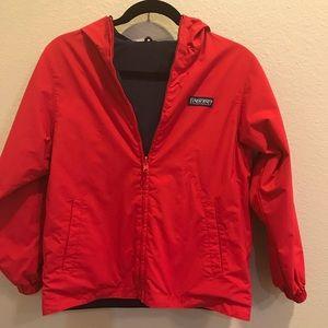 Lands end size medium all weather jacket euc